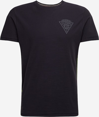 BLEND Tričko 'Tee' - námornícka modrá, Produkt
