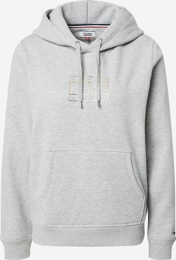 Tommy Jeans Sweatshirt 'Essential' in gold / graumeliert, Produktansicht