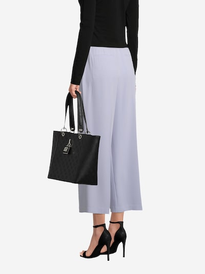 GUESS Shopper 'Kamryn Tote' in schwarz: Frontalansicht