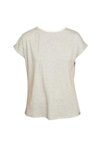 ECHTE T-Shirt in grau, Produktansicht