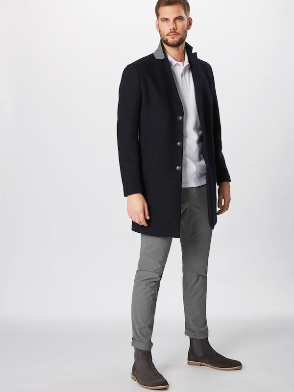 NuitRouge T Bleu Gant shirt Blanc En HED2I9