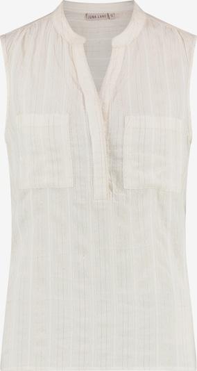 Juna Lane Ärmellose Bluse in offwhite, Produktansicht