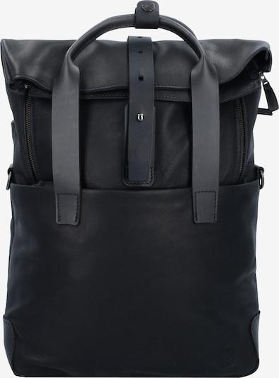 Harold's Rucksack 'Mount Ivy' in schwarz, Produktansicht