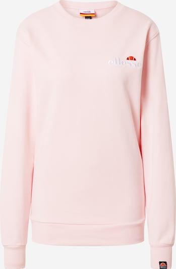 Megztinis be užsegimo 'Triome' iš ELLESSE , spalva - šviesiai rožinė / raudona / balta, Prekių apžvalga