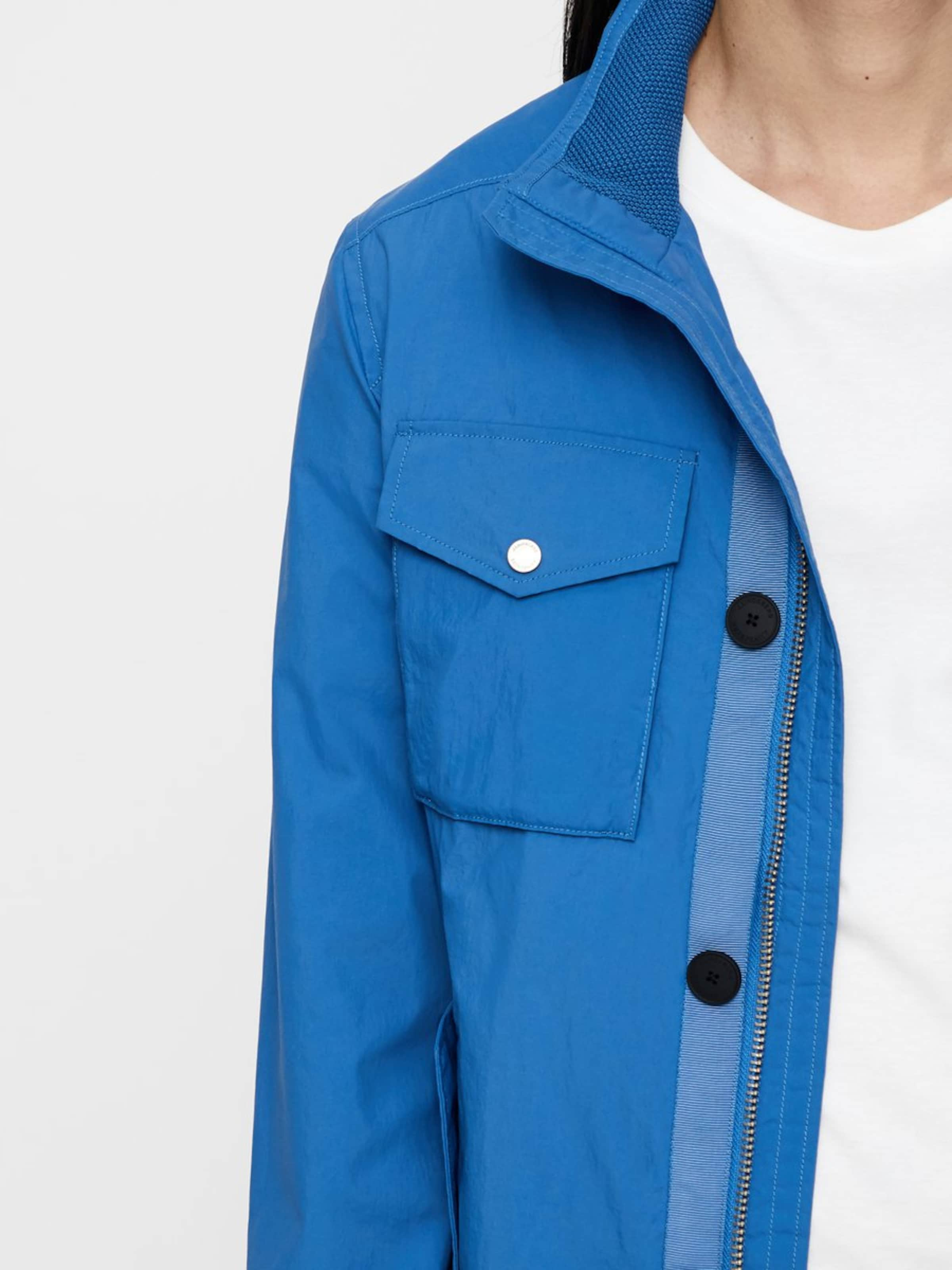 Jacke lindeberg J Tex' Royalblau 'bailey In CQrxtshdB