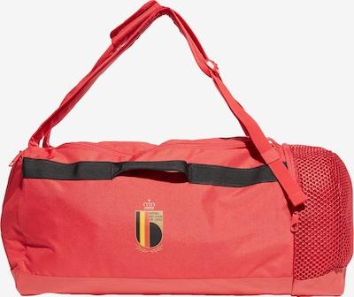 ADIDAS PERFORMANCE Duffelbag in rot / schwarz, Produktansicht