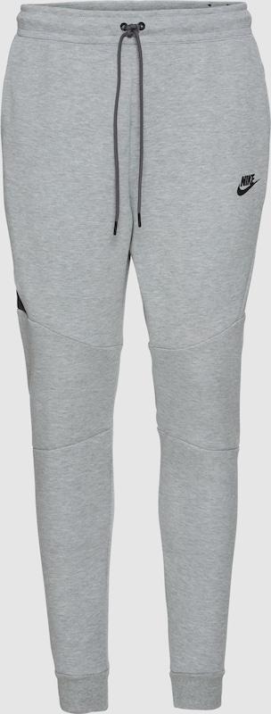Nike Sportswear Jogginghose 'M NSW TCH FLC JGGR' in grau  Neuer Aktionsrabatt