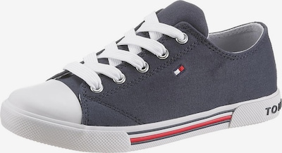 TOMMY HILFIGER Sneaker in blue denim, Produktansicht