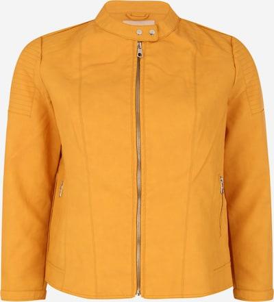 ONLY Carmakoma Tussenjas 'CARMELANIE' in de kleur Geel, Productweergave