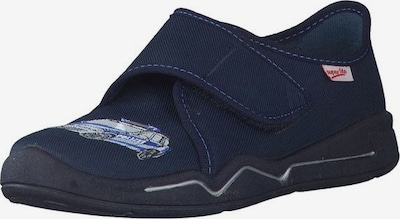 SUPERFIT Huisschoenen 'Benny' in de kleur Donkerblauw, Productweergave
