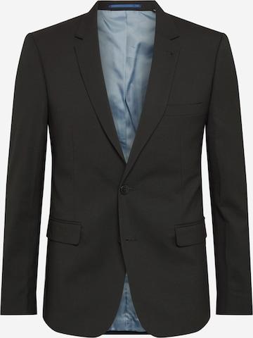 Veste de costume BURTON MENSWEAR LONDON en noir