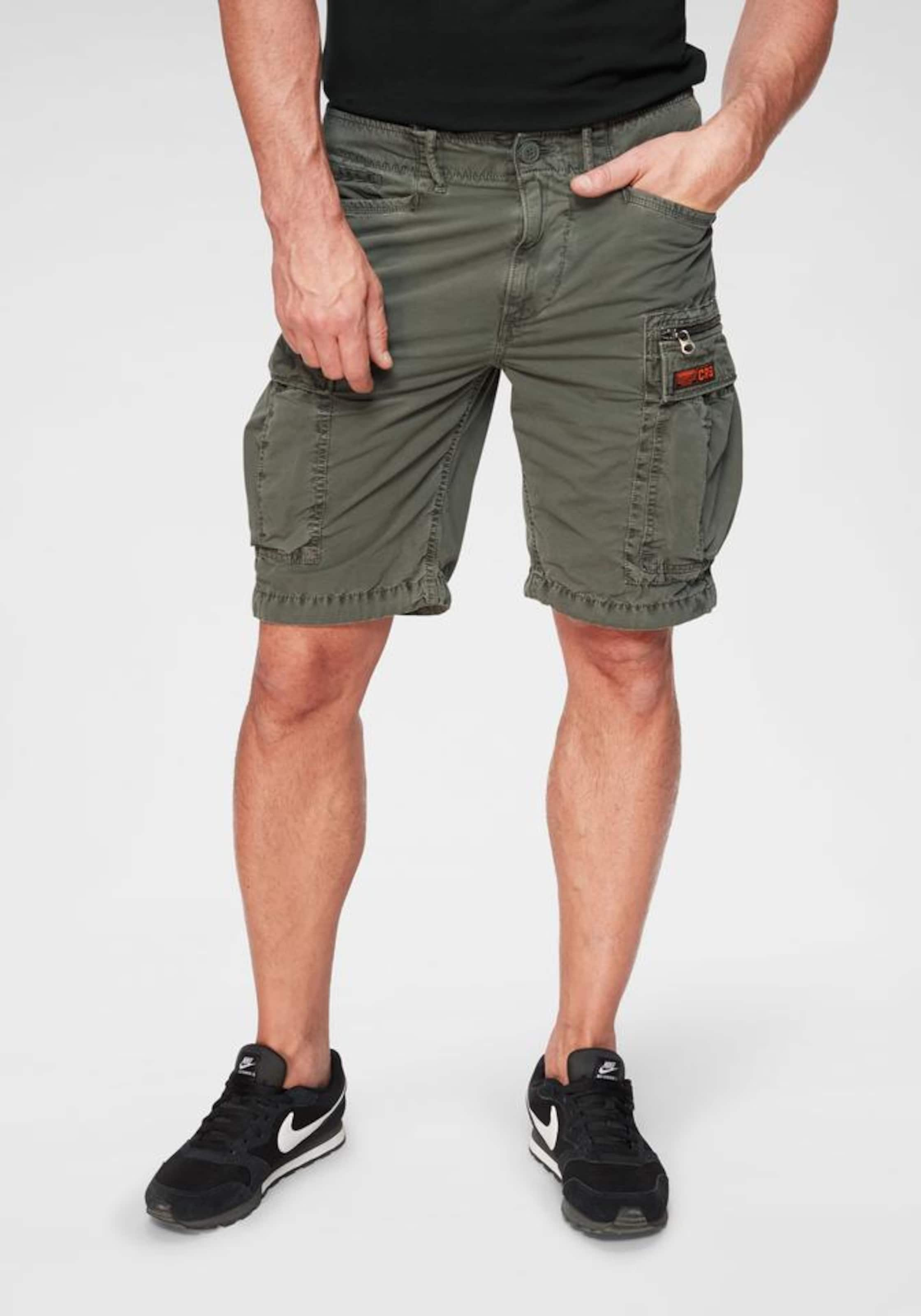 Superdry Superdry In In 'parachute' Cargoshorts Cargoshorts Khaki Superdry Khaki 'parachute' 'parachute' Cargoshorts In xsdChorBQt