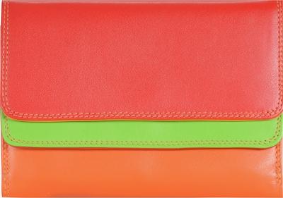 mywalit Geldbörse in limette / orange / rot, Produktansicht