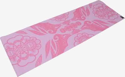YOGISTAR.COM Yogamatte 'Basic Art Collection' in pink, Produktansicht