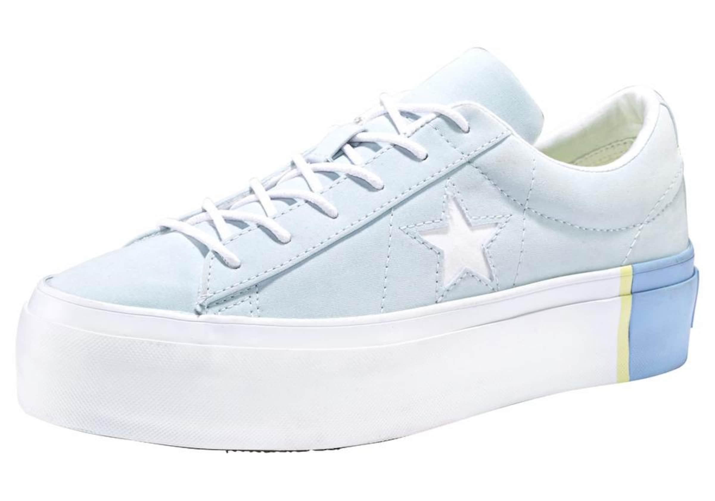CONVERSE Sneaker  ONE STAR PLATFORM - OX
