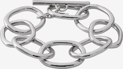 Pilgrim Bracelet 'Air' en argent, Vue avec produit