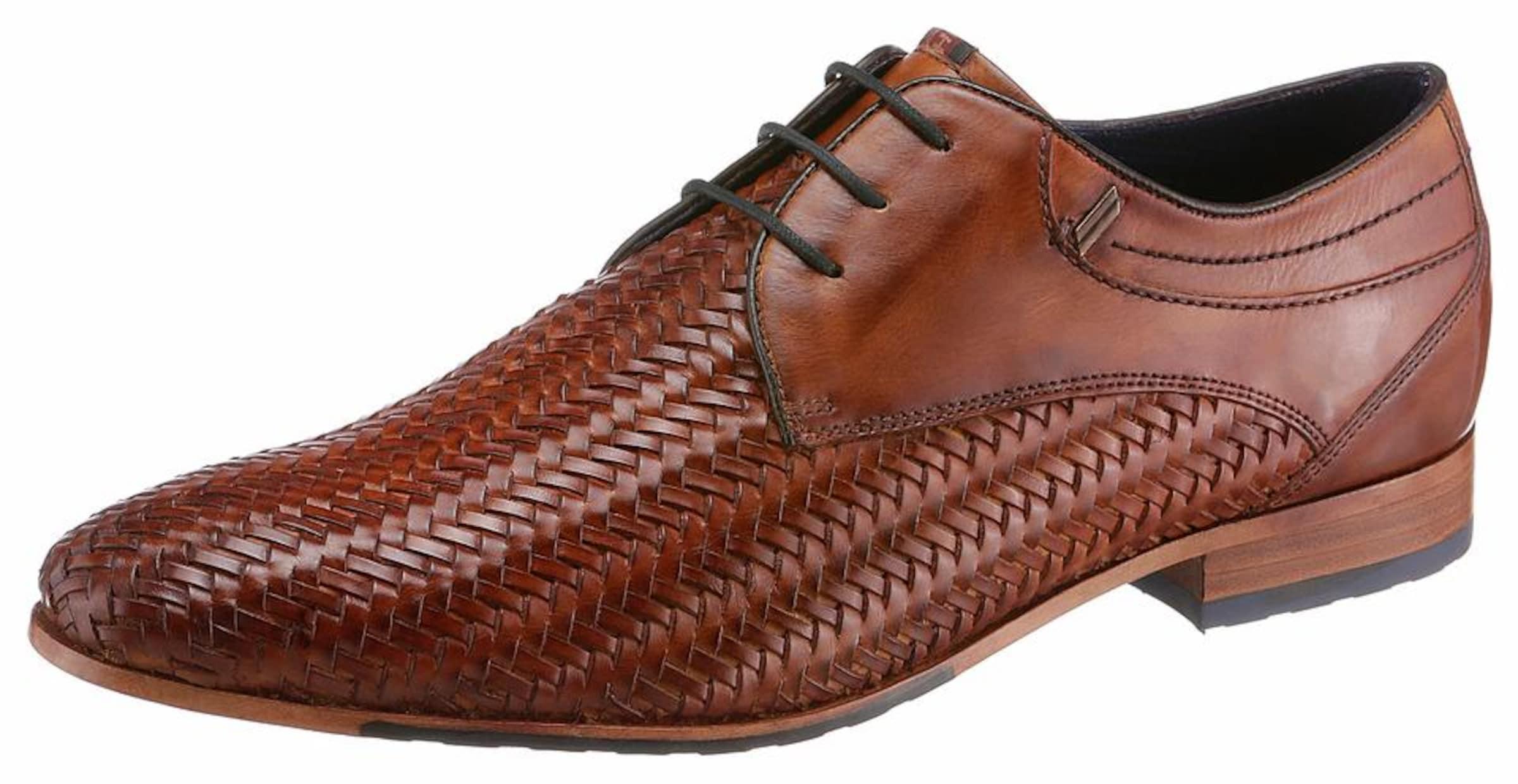 DANIEL HECHTER Schnürschuh Günstige und langlebige Schuhe