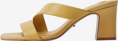 VIOLETA by Mango Sandaletten in senf, Produktansicht