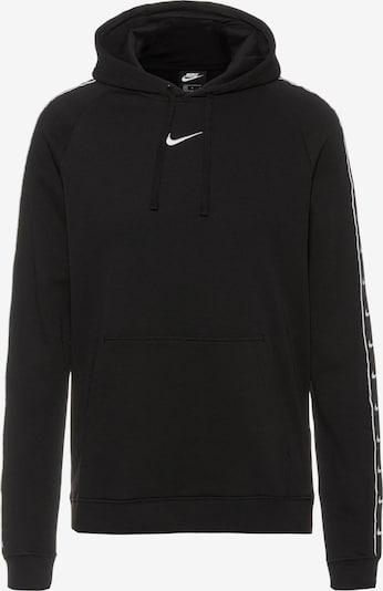 fekete Nike Sportswear Tréning póló 'Swoosh', Termék nézet