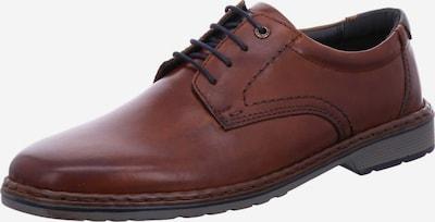 ARA Schnürschuhe in rostbraun, Produktansicht