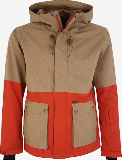 BILLABONG Veste de sport 'fifty 50' en beige / orange, Vue avec produit