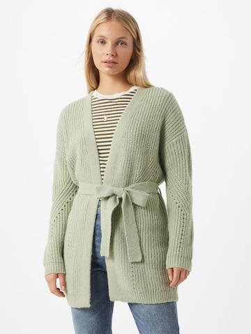 Cardigan 'Aleana' ABOUT YOU en vert