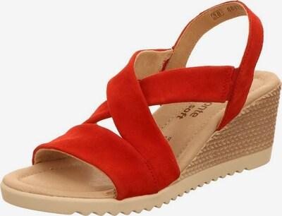 REMONTE Sandalen in rot, Produktansicht