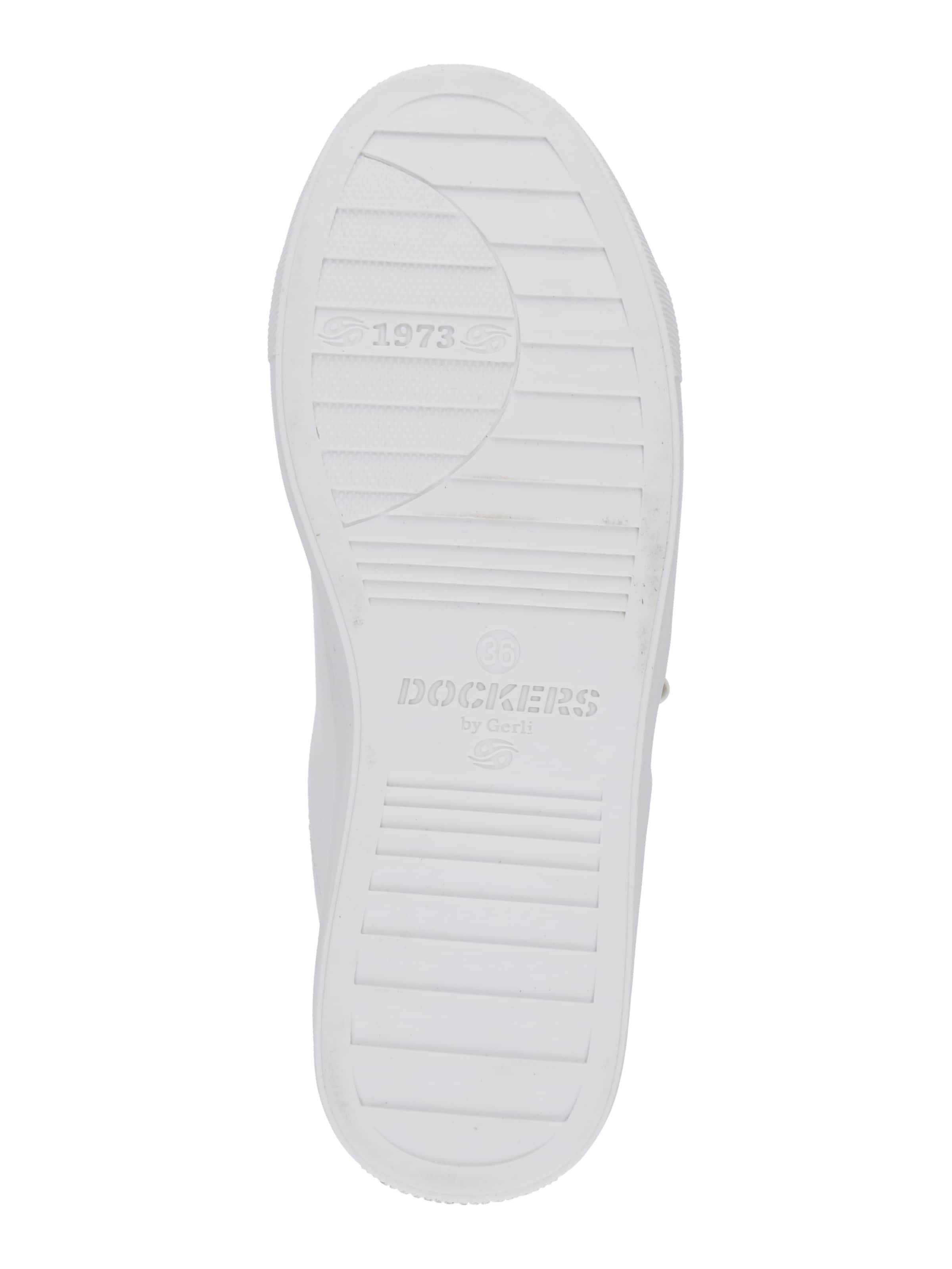 By Gerli '44ma202' Weiß Sneaker Dockers In dCtQxshr