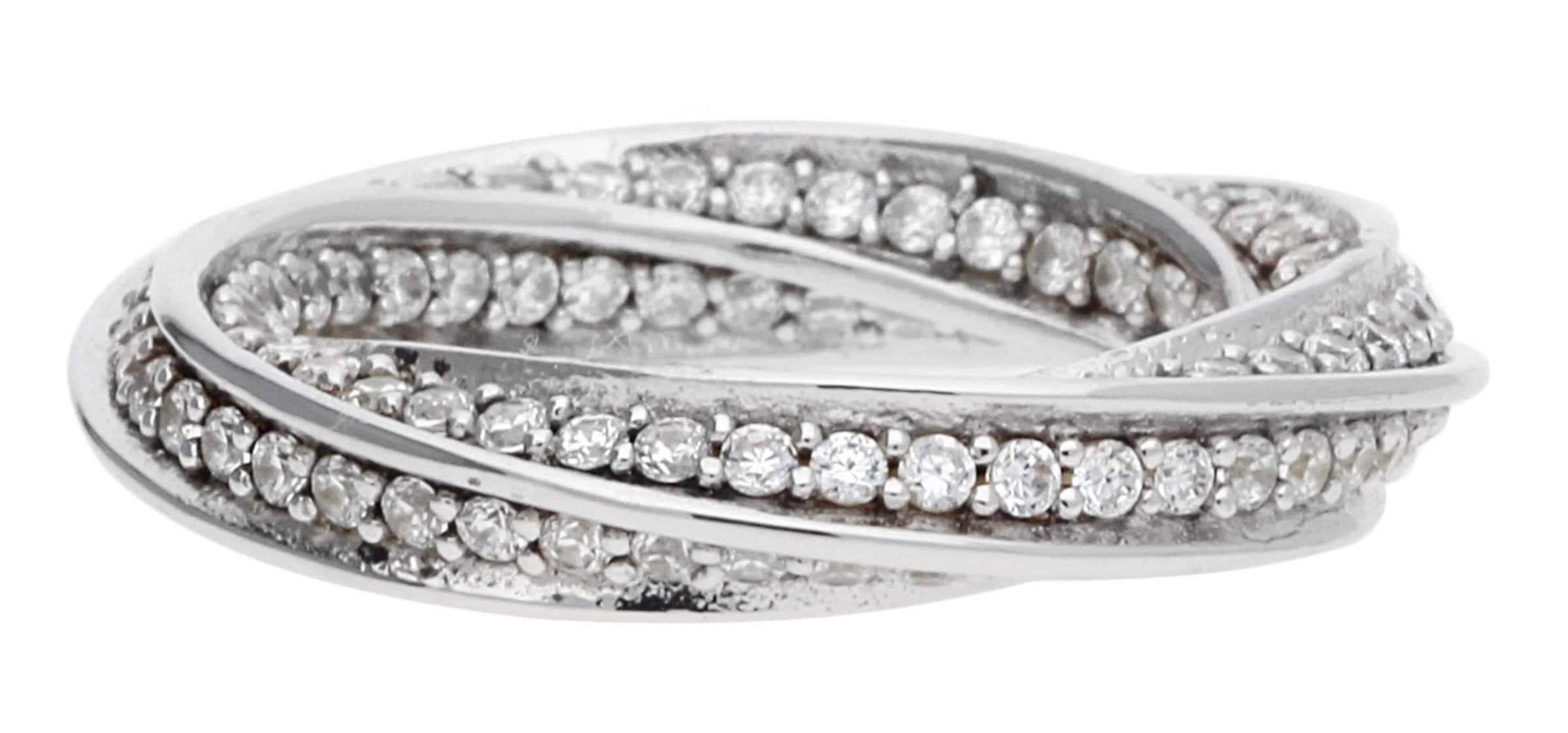 Aus Deutschland ESPRIT Silber-Ring 'Olympia' Neueste Auslassstellen Verkauf Online Beeile Dich 2018 Neue Online T3Jwao