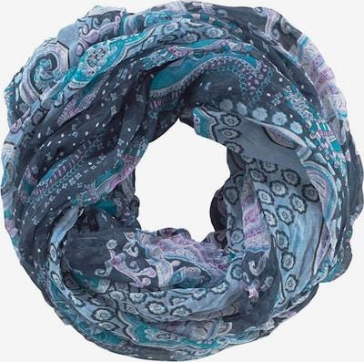 J. Jayz Schlauchshal in blau / hellblau / dunkelblau / helllila, Produktansicht