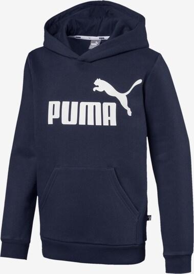 PUMA Sweatshirt in nachtblau, Produktansicht