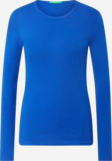 UNITED COLORS OF BENETTON Pullover in blau: Frontalansicht