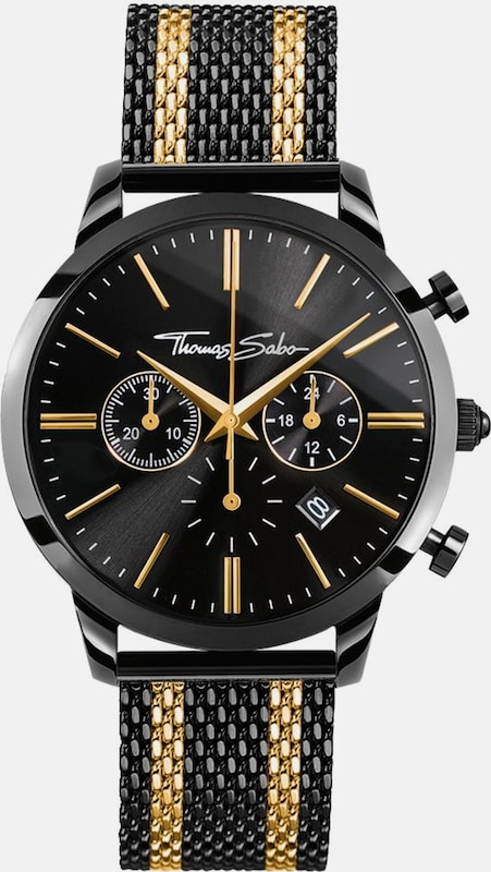 Thomas Sabo Chronograph 'REBEL SPIRIT CHRONO, WA0288-284-203'