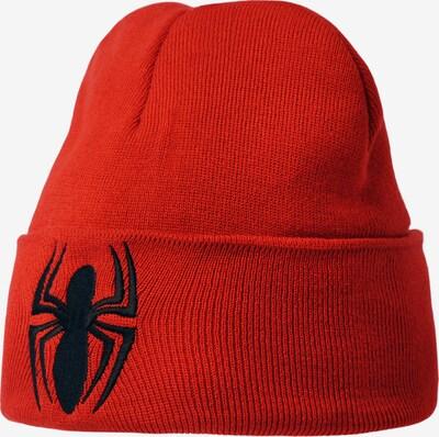 LOGOSHIRT Mütze in rot / schwarz, Produktansicht