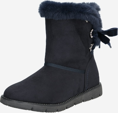 TOM TAILOR Snowboots in navy, Produktansicht