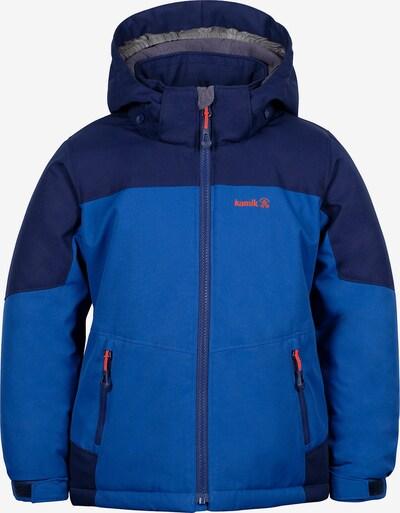 Kamik Skijacke 'Bowen' in blau / dunkelblau, Produktansicht