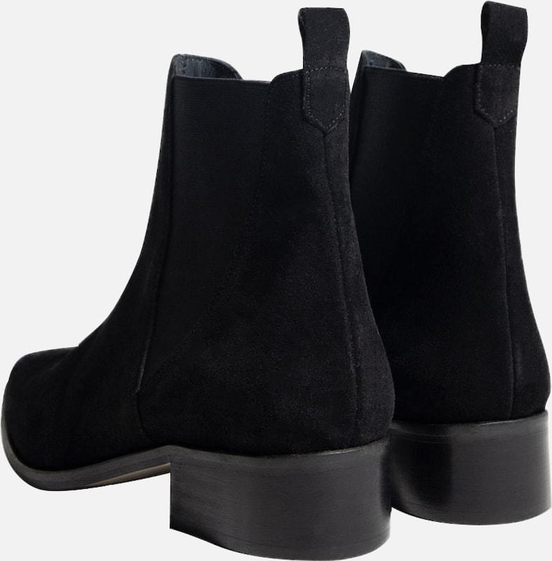 Noir Boots 'zora' En Edited Chelsea OZPkXiu