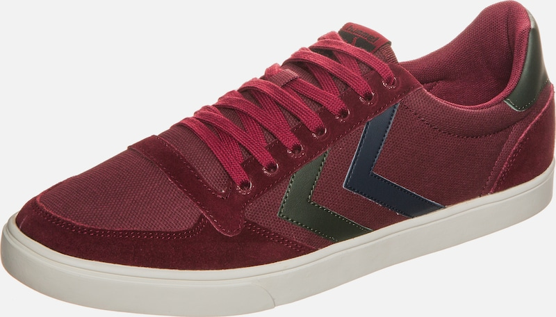 Hummel 'Slimmer Stadil Duo Canvas' Low Sneaker