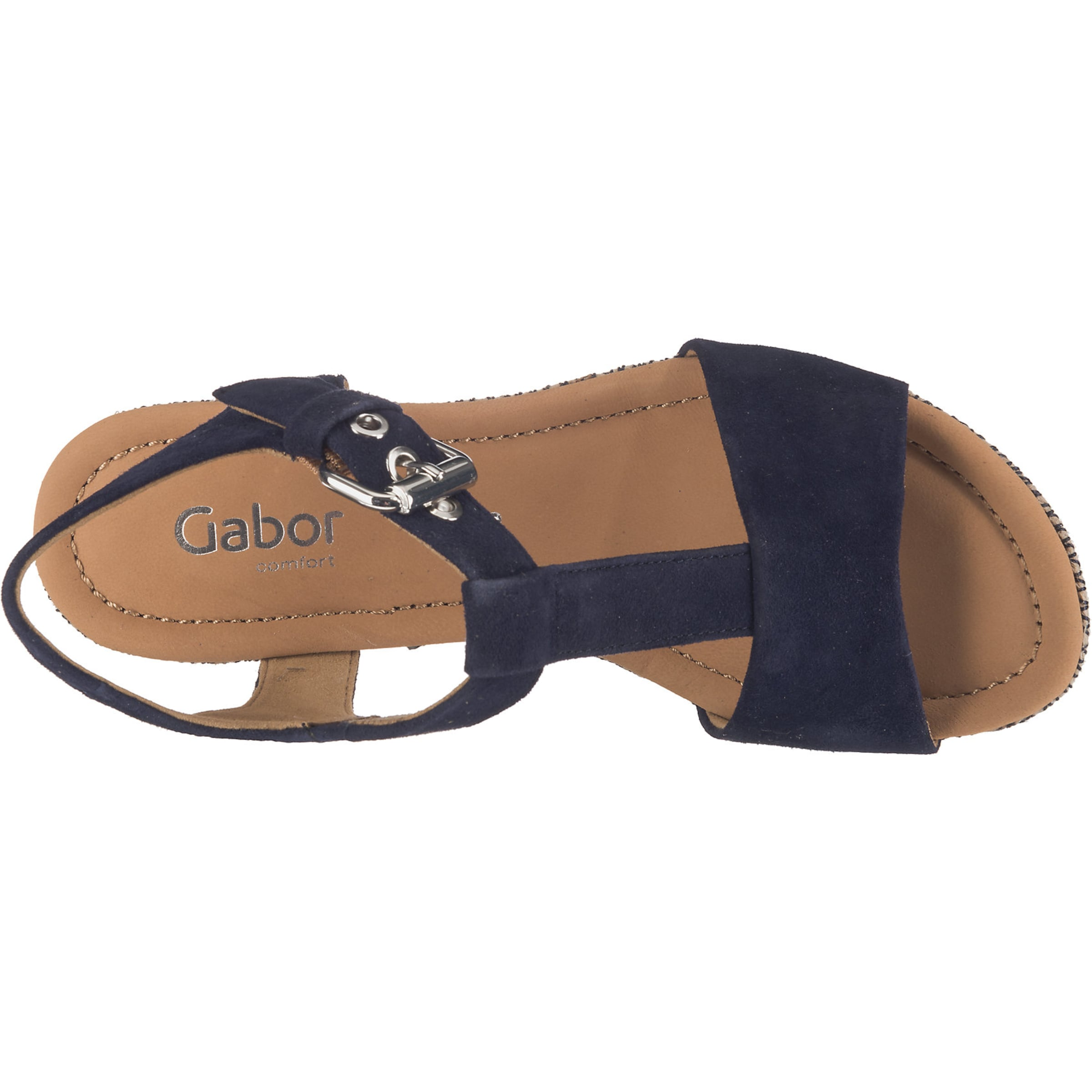 Gabor Gabor Gabor Sandalen Sandalen In Dunkelblau Sandalen In Dunkelblau XiuPOZkT