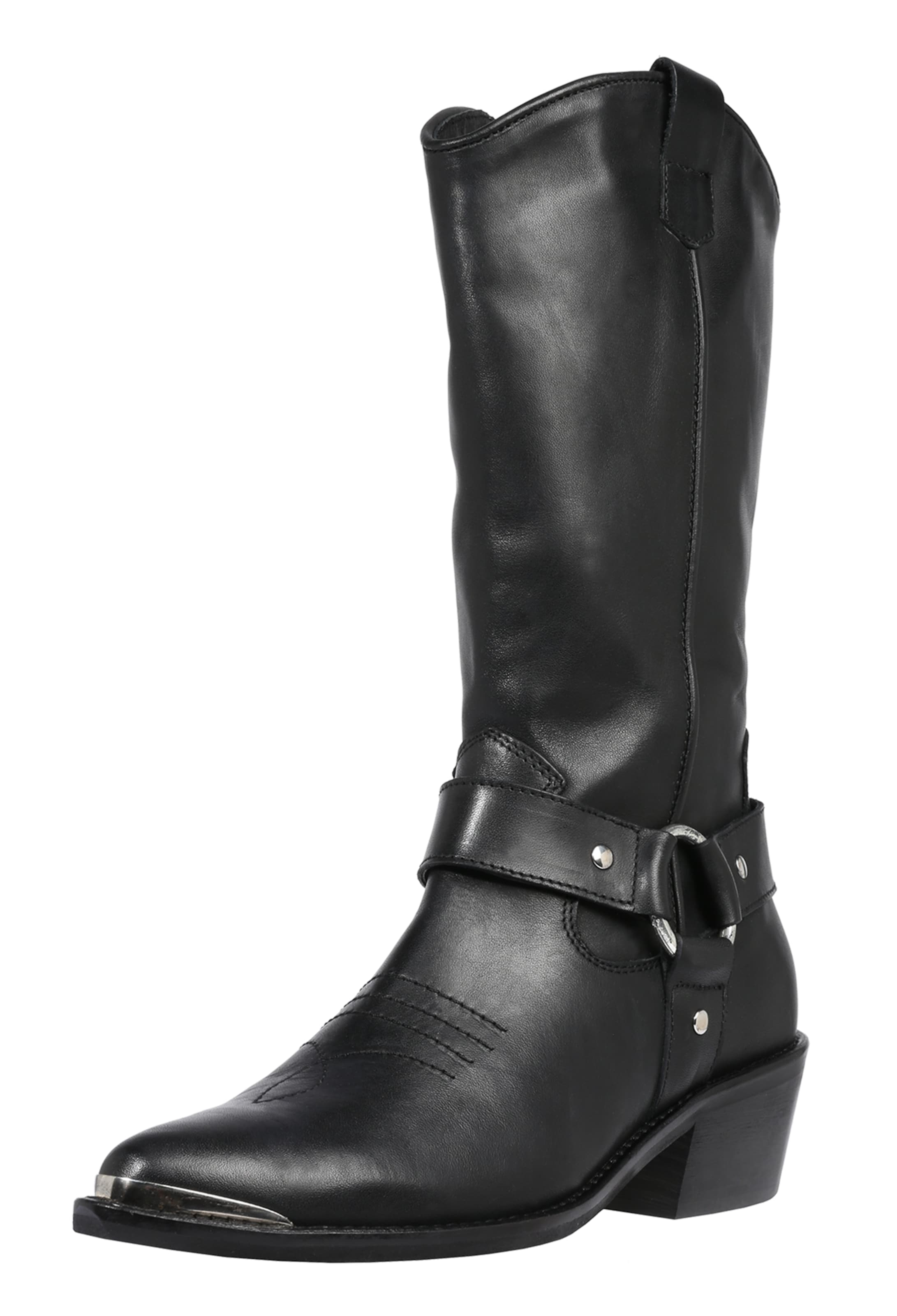 In 'ronja' Schwarz Cowboystiefel About You lJc3T5uFK1
