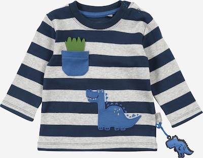 SIGIKID Shirt in blau / navy / hellgrau / grün, Produktansicht