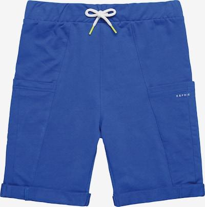ESPRIT Sweatshorts in blau, Produktansicht