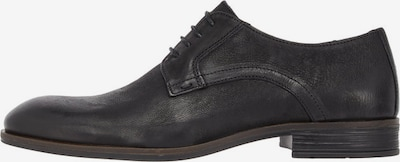 Bianco Chaussure à lacets en noir, Vue avec produit