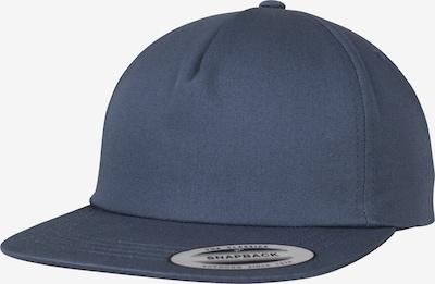 Flexfit Cap in navy / weiß, Produktansicht