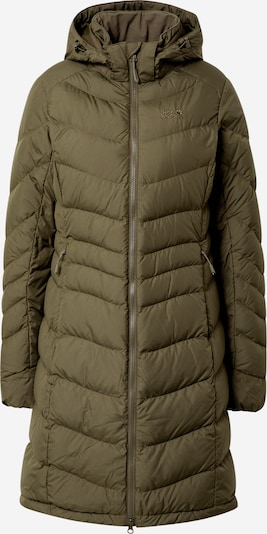 JACK WOLFSKIN Outdoor coat 'Selenium' in Muddy coloured, Item view