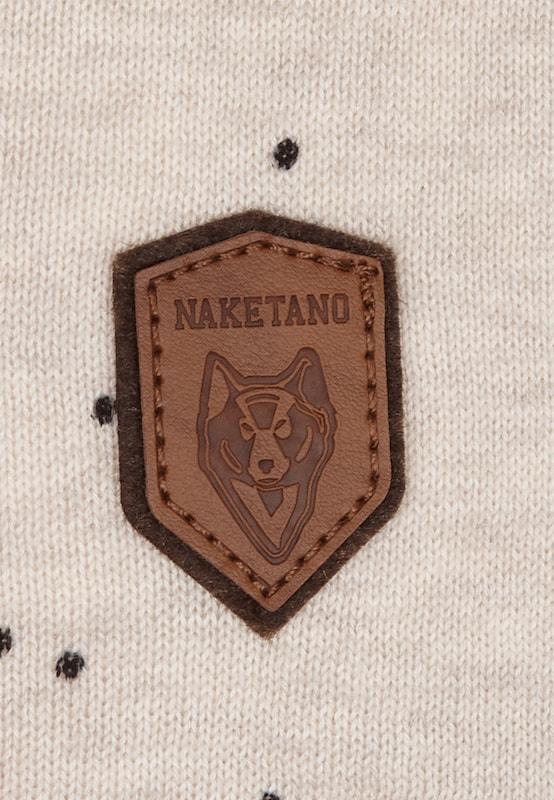 naketano Knit 'Wir sind Kanacken ja'
