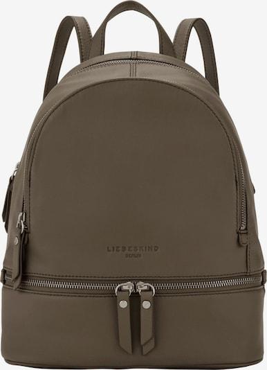 Liebeskind Berlin Rucksack  'Alita C20' in khaki, Produktansicht