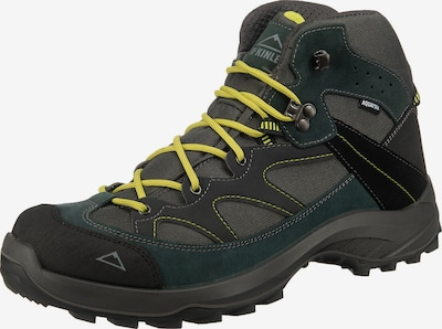 MCKINLEY Boots 'Discover' in Grey / Emerald / Black, Item view