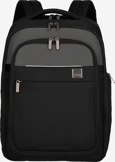 TITAN Rucksack 'Prime' in schwarz, Produktansicht