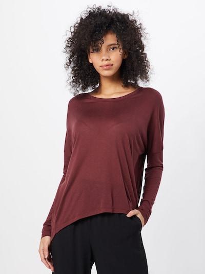 Laisvi marškinėliai iš mbym , spalva - raudona: Vaizdas iš priekio
